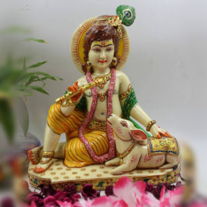 Bal Krishna 12 inches